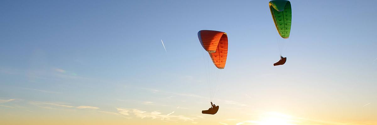 Gleitschirmfliegen - Eventveranstalter Eventerlebnis