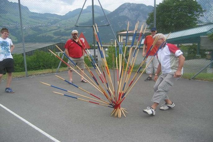 Spielmeile Teamspiele